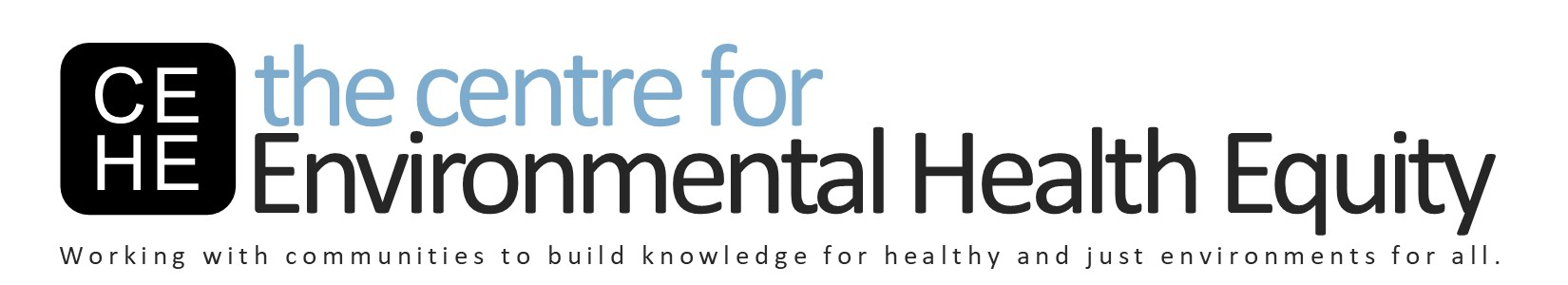 The Centre for Environmental Health Equity